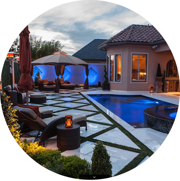 Outdoor living contractor houston inground pool - Swimming pool builders houston tx ...