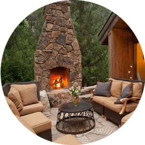 stone-outdoor-fireplace-houston