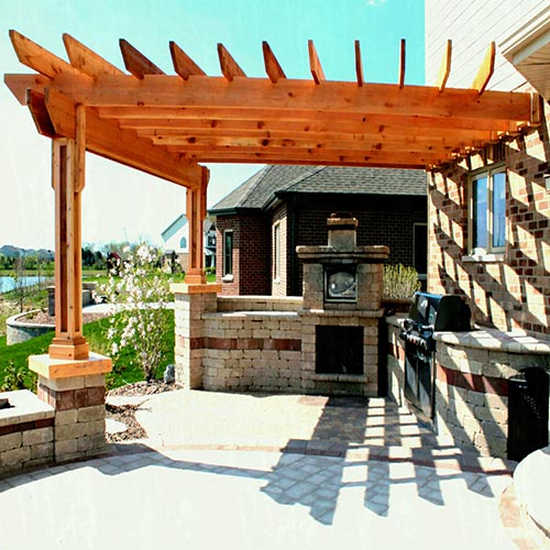 pergola-pictures-patios-with-vines-ideas-pergol-attached-to-house-pics-metal-roof