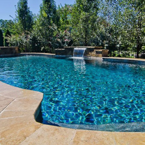 gunite inground pool builder houston